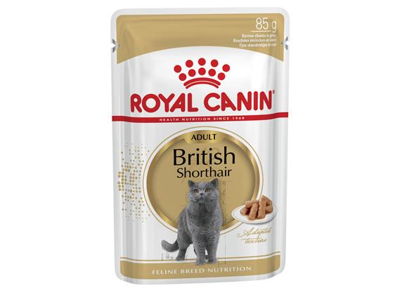 Royal Canin British Shorthair Gravy