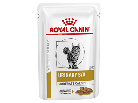 Royal Canin Feline Urinary S/O Moderate Calorie Wet 12 x 85g