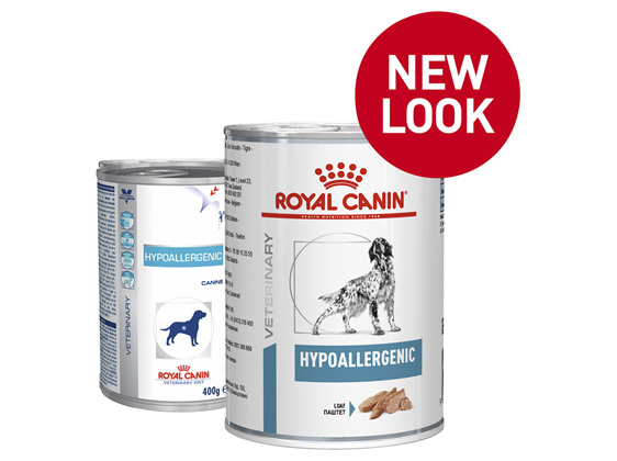 Royal Canin Hypoallergenic Canine Wet