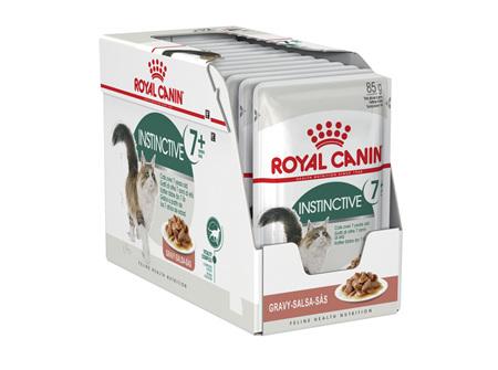 Royal Canin Instinctive 7+ Gravy