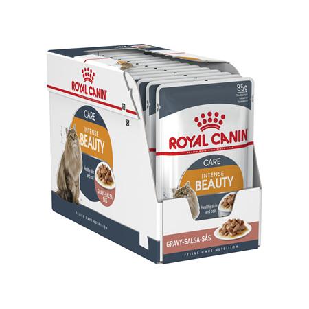 Royal Canin Intense Beauty Care Gravy