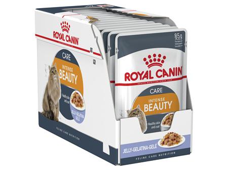Royal Canin Intense Beauty Care Jelly