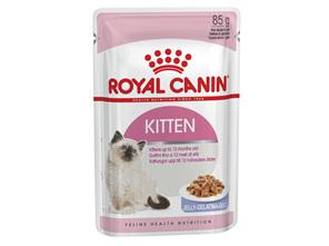 Royal Canin Kitten Chunks in Jelly 85g