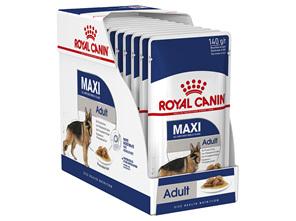 Royal Canin Maxi Adult Gravy