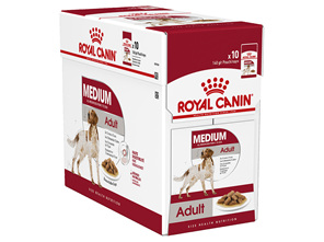 Royal Canin Medium Adult Gravy