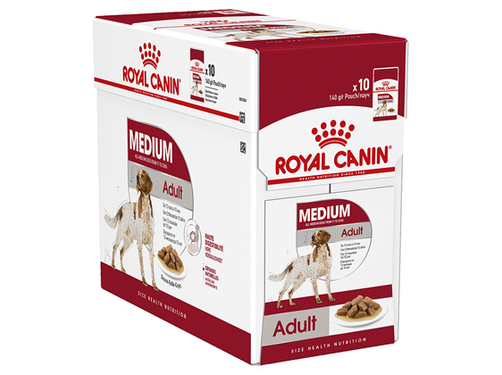 Royal Canin Medium Adult Gravy