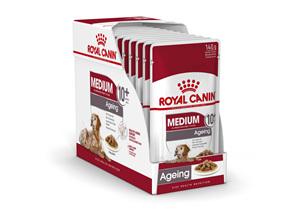 Royal Canin Medium Ageing 10+ Gravy