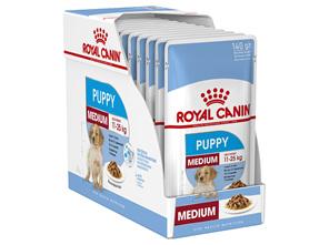 Royal Canin Medium Puppy Gravy