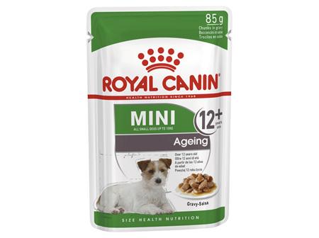 Royal Canin Mini Ageing 12+ Gravy