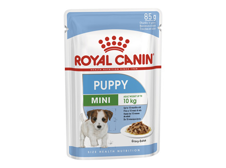Royal Canin Mini Puppy Gravy