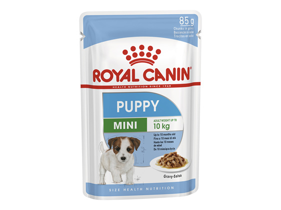 Royal Canin Mini Puppy Gravy