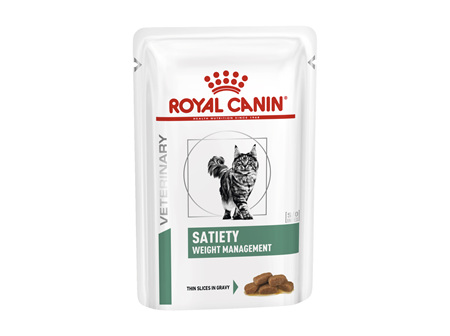 Royal Canin Satiety Weight Management Feline Wet