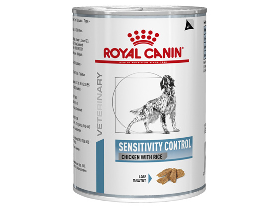 Royal Canin Sensitivity Control Chicken with Rice Canine Wet