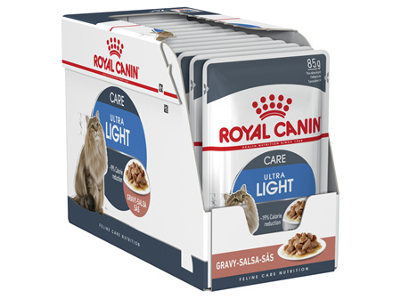 Royal Canin Ultra Light Care Gravy