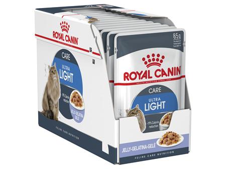 Royal Canin Ultra Light Care Jelly