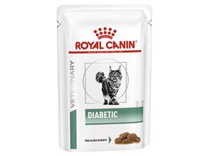 Royal Canin Veterinary Diabetic Feline 12 Pack