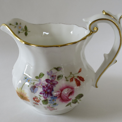 Small Derby Posies jug
