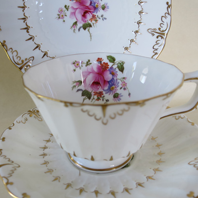 Royal Crown Derby Trio