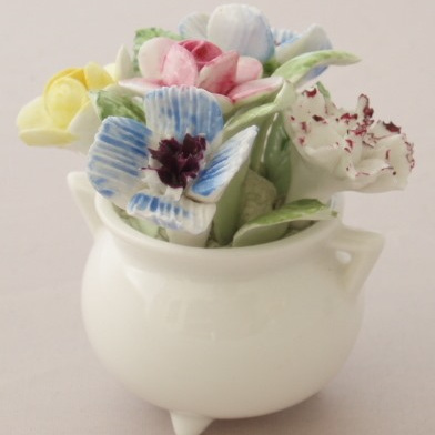 Royal Doulton china posies