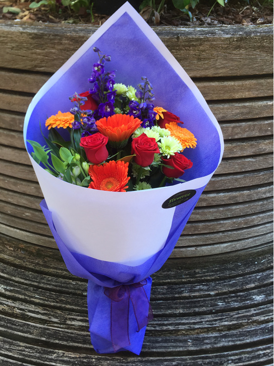 Royal Oak Mall Florist Flowerise Bouquet with Roses