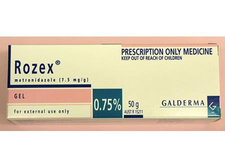 Rozex 0.75% Gel  ( Metronidazole )