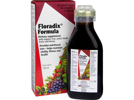RS Floradix Tonic 250ml
