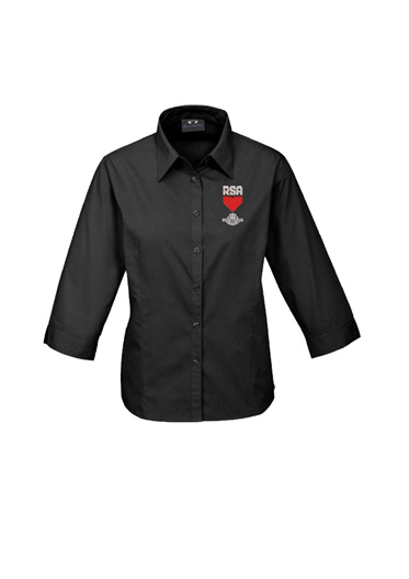 RSA Ladies 3/4 Sleeve Shirt