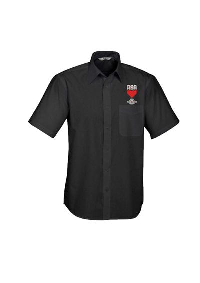 RSA Mens Short Sleeve Shirt