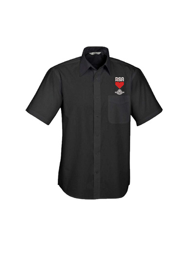 RSA Mens Short Sleeve Shirt