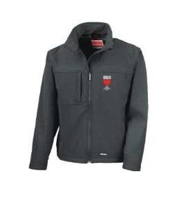 RSA Mens Soft Shell Jacket