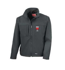 RSA Mens Soft Shell Jacket