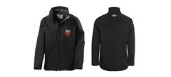 RSA Mens Soft Shell Jacket (New Design)