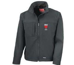 RSA Mens Soft Shell Jacket (Old Stock)