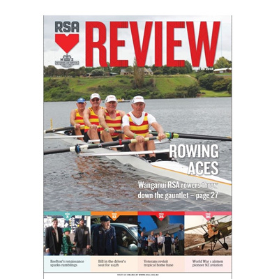 RSA Review Magazine Subscription for 2019