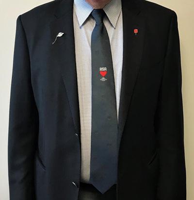 RSA Tie