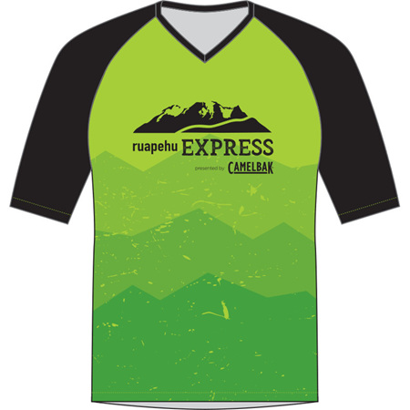 Ruapehu Express MTB Jersey
