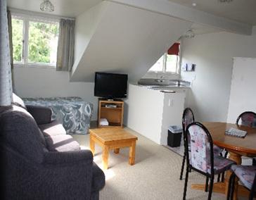 Ruapehu Lodge 2 Bedroom Apartment