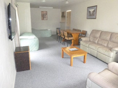 Ruapehu Lodge Chalet - Shared Facilities   -            Price is for Twin/Double