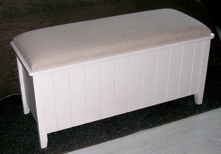 Rub box Painted White