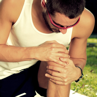 Rub on pain relief is effective.