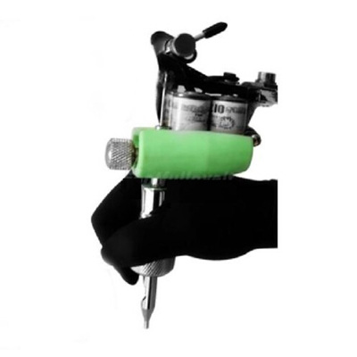 Rubber Stem Grip Cover for Tattoo Machine