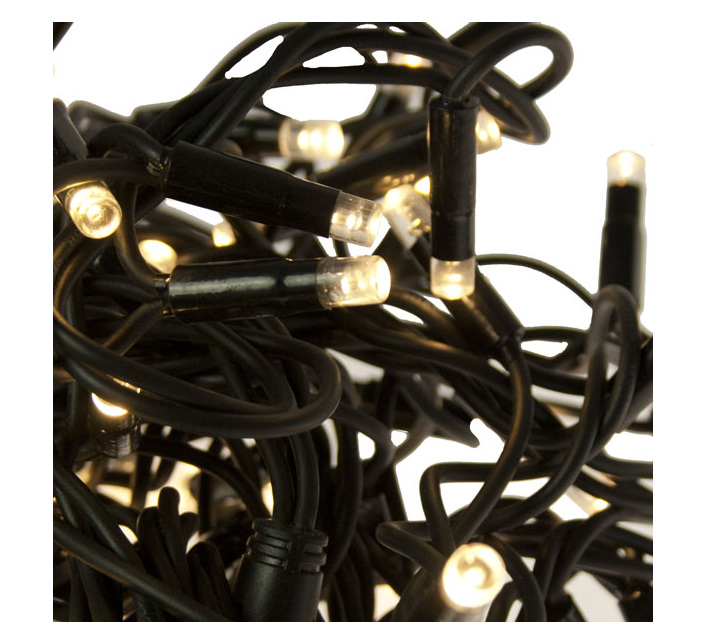 Black rubber cable 10m connectable outdoor fairy lights 100leds waterproof lights rubber string lights outdoor fairy lights led fairy lights waterproof lights aloadofball Choice Image