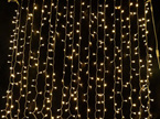 rubber wire curtain lights, outdoor fairy lights, backdrop lights, xmas lights