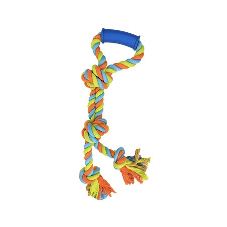 Ruff Play Rope Toy with Handle