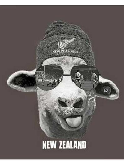 Rugby Sheep Tee