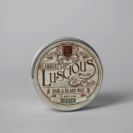 Rugged Moustache Wax