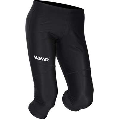 Run 3/4 Tights, Black
