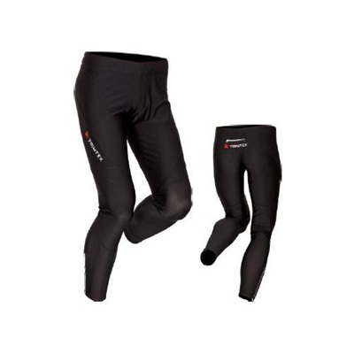 Run Long Tights, Black