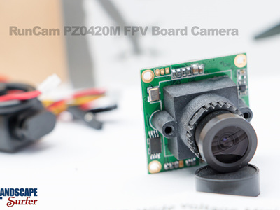 RunCam PZ0420M FPV Board Camera