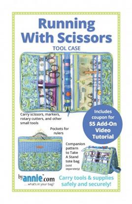 Running With Scissors - Tool Case